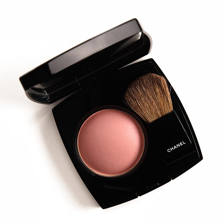 Chanel Rose Bronze Joues Contraste Blush Review Photos