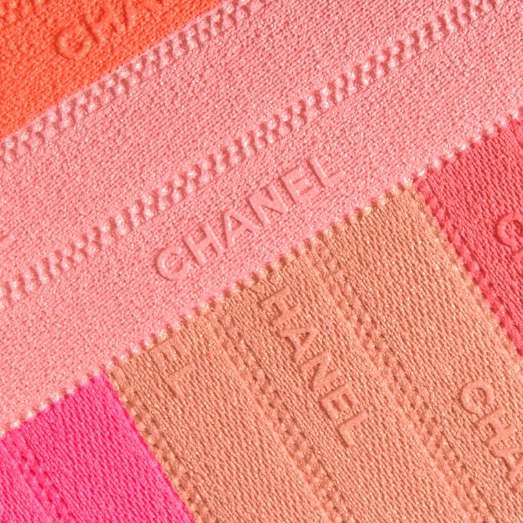 Chanel Sunkiss Ribbon Harmonie de Blush