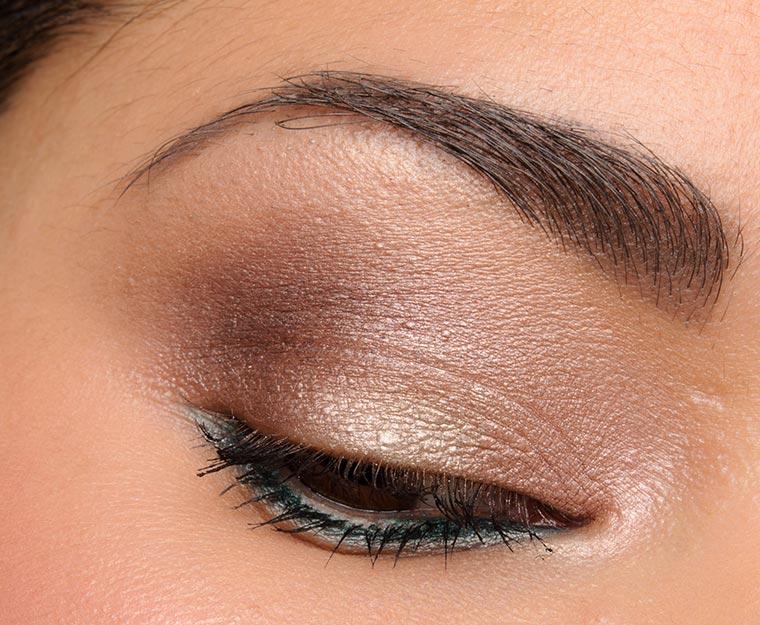 Clarins Silver Ivory Ombre Iridescente Cream Eyeshadow
