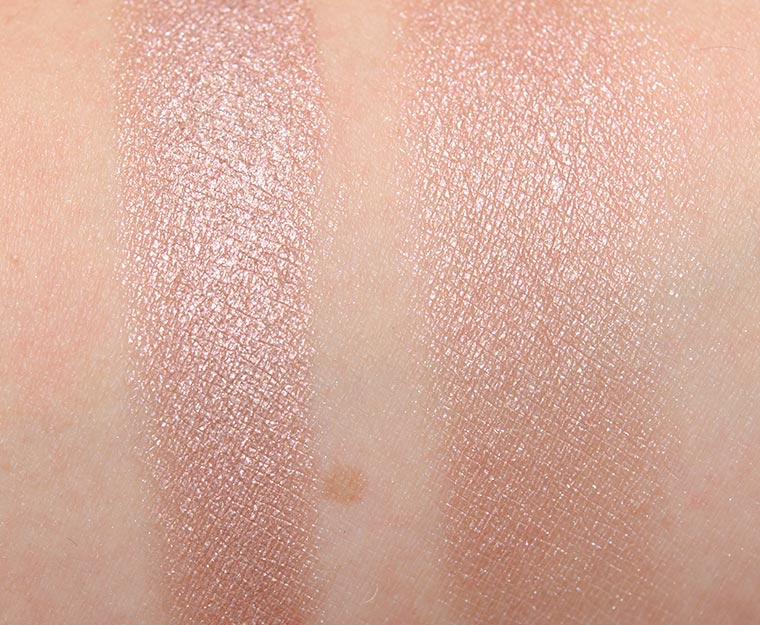Clarins Silver Pink Ombre Iridescente Cream Eyeshadow