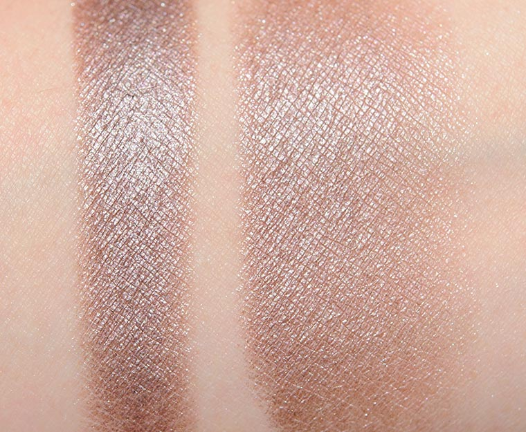 Clarins Silver Plum Ombre Iridescente Cream Eyeshadow