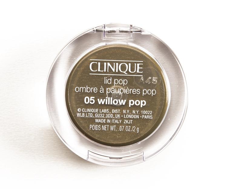 Clinique Willow Pop Lid Pop