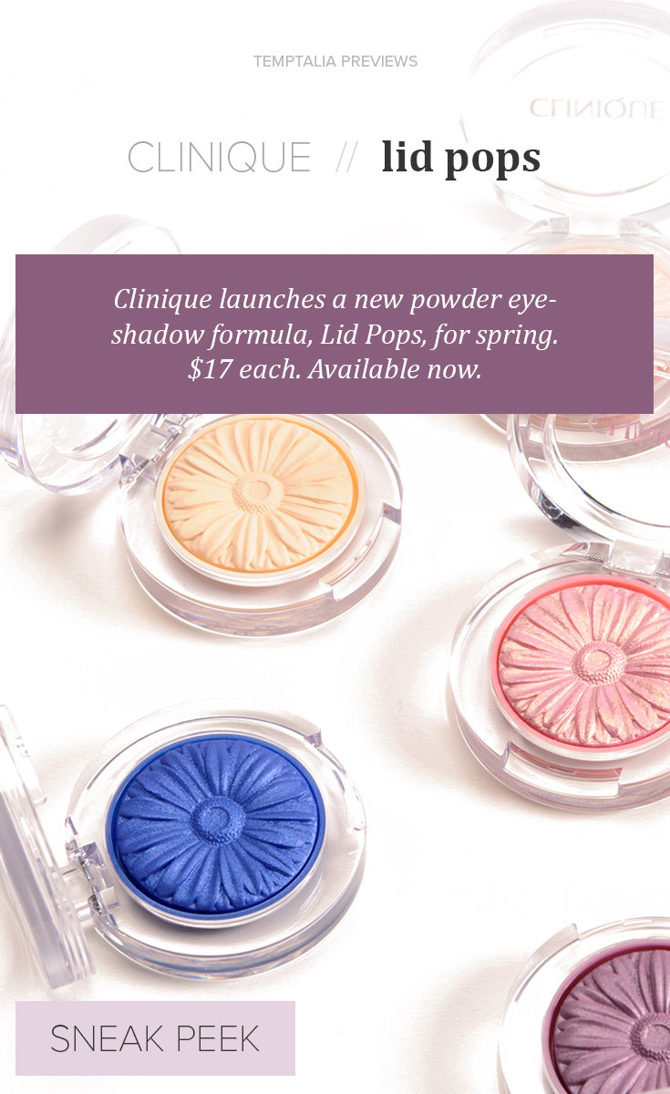 Clinique Lid Pops