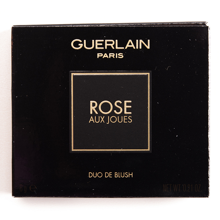 Guerlain Smile Rose Aux Joues Blush Duo
