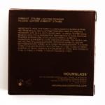 Hourglass Iridescent Strobe Light Ambient Strobe Lighting Powder