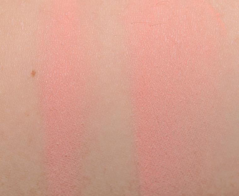 Kat Von D Delilah Shade + Light Blush