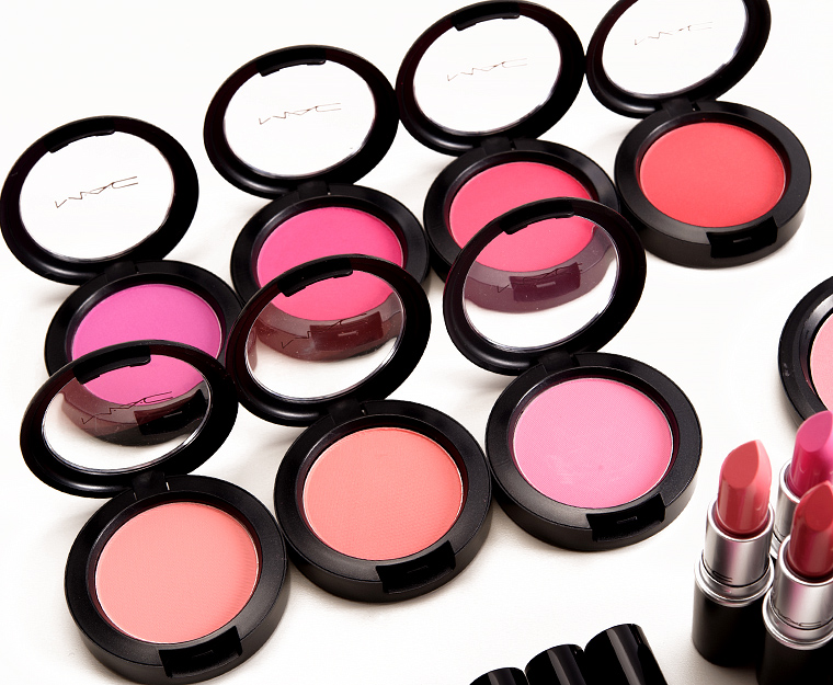 MAC Flaming Park Collection
