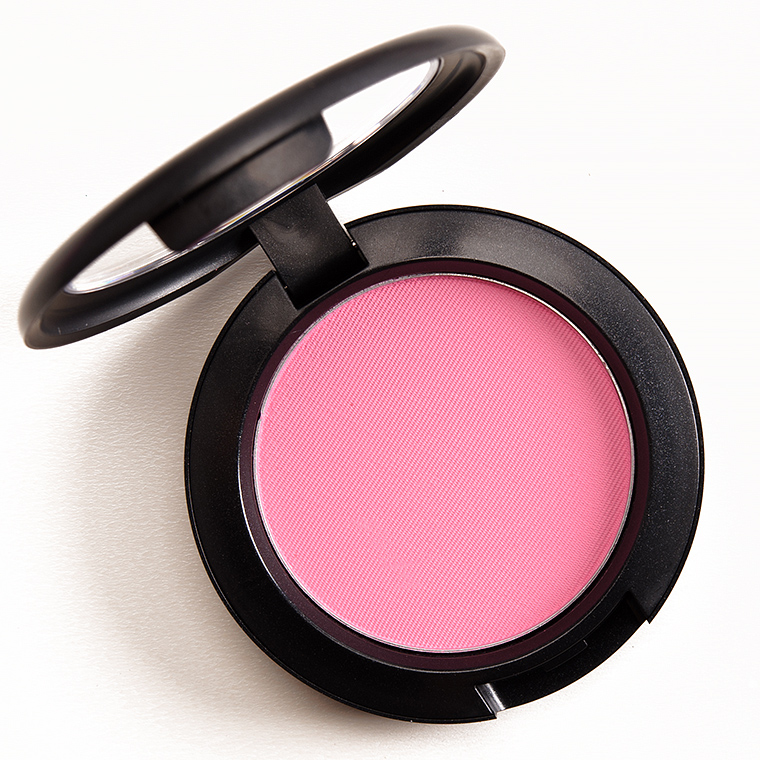 MAC Pink Swoon Powder Blush