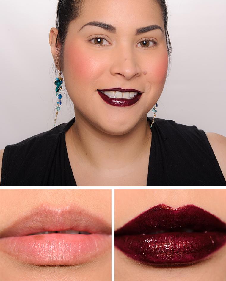 MAC Viva Glam Ariana Grande Lipglass over Lipstick
