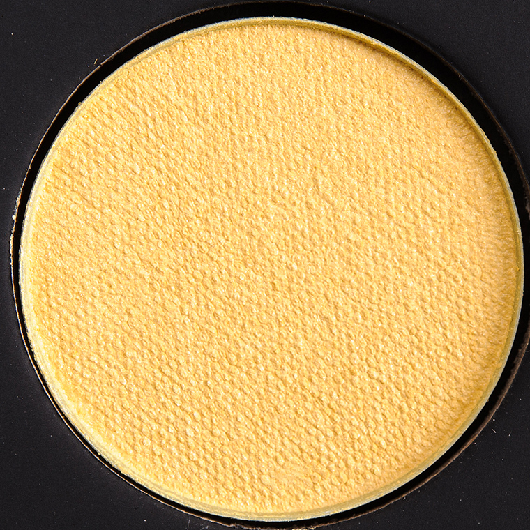Make Up For Ever S404 Straw Yellow Artist Shadow (Discontinued)