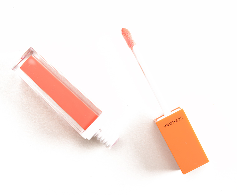 Sephora + Pantone Universe Cantaloupe Lipgloss