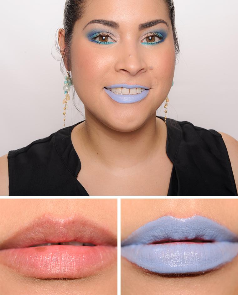 Sephora + Pantone Universe Serenity Lipstick