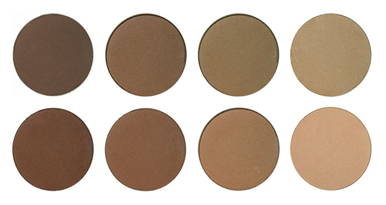 Makeup Geek Contour Powders for Spring 2016