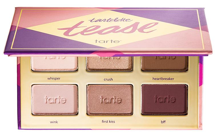 Tarte Tartelette Tease Eyeshadow Palette for Spring 2016