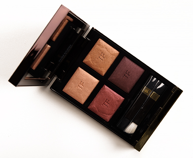 Tom Ford Honeymoon Eyeshadow Quad