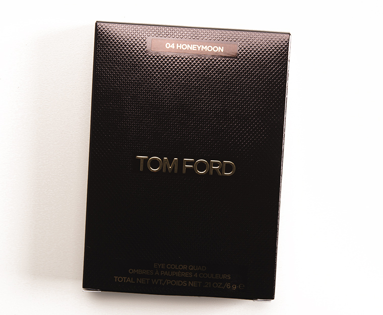 Tom Ford Honeymoon Eyeshadow Quad
