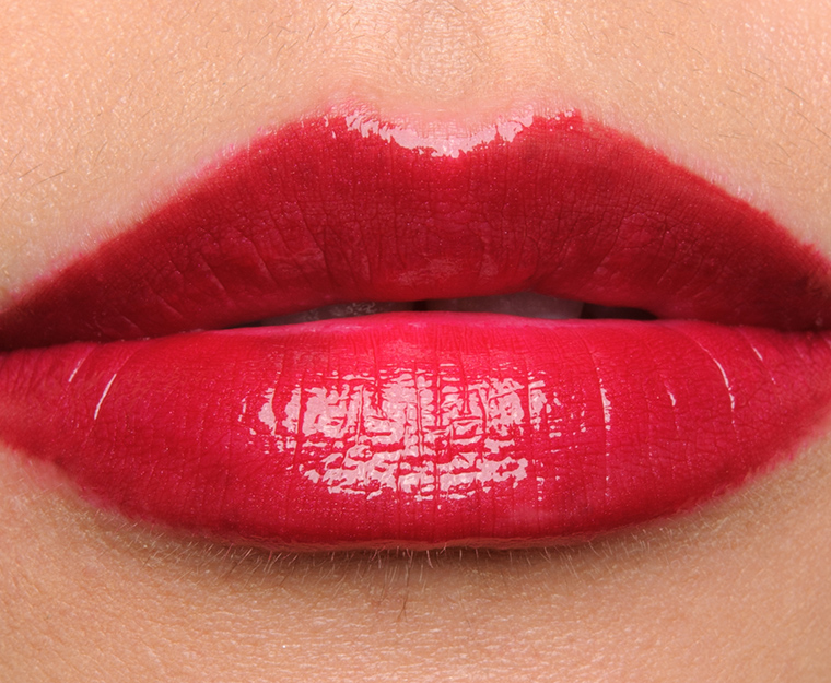 Tom Ford Red Corset Patent Finish Lip Color
