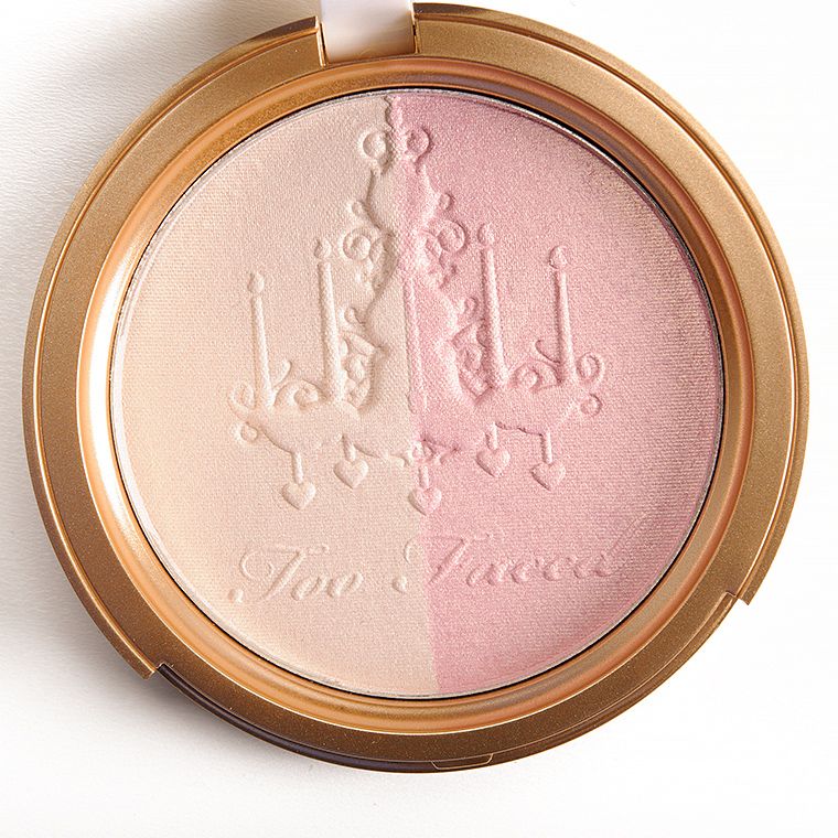 Too Faced Rosy Glow Candlelight Glow
