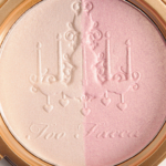 Too Faced Rosy Glow Candlelight Glow Highlighting Powder Duo