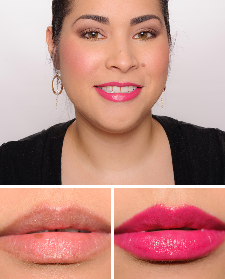 Urban Decay x Gwen Stefani Phone Call Lipstick