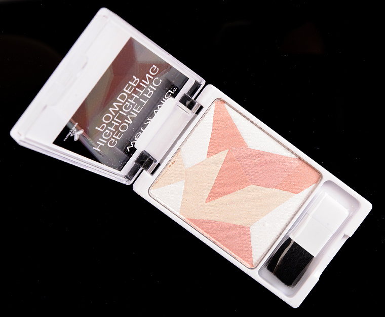 Wet 'n' Wild Desert Explorations Geometric Highlighting Powder