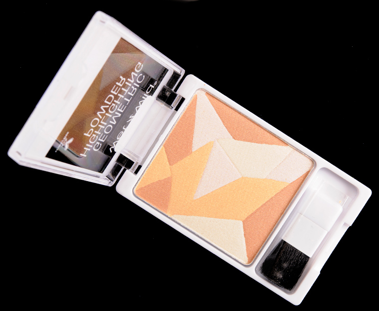 Wet 'n' Wild Sun Ceremony Geometric Highlighting Powder