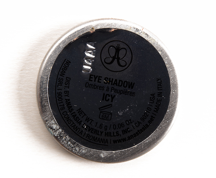 Anastasia Icy Eyeshadow
