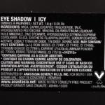Anastasia Icy Eyeshadow