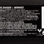 Anastasia Midnight Eyeshadow