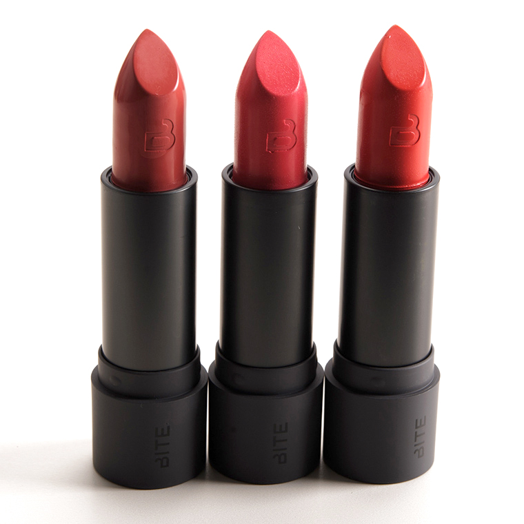 Bite Beauty Amuse Bouche Lipsticks