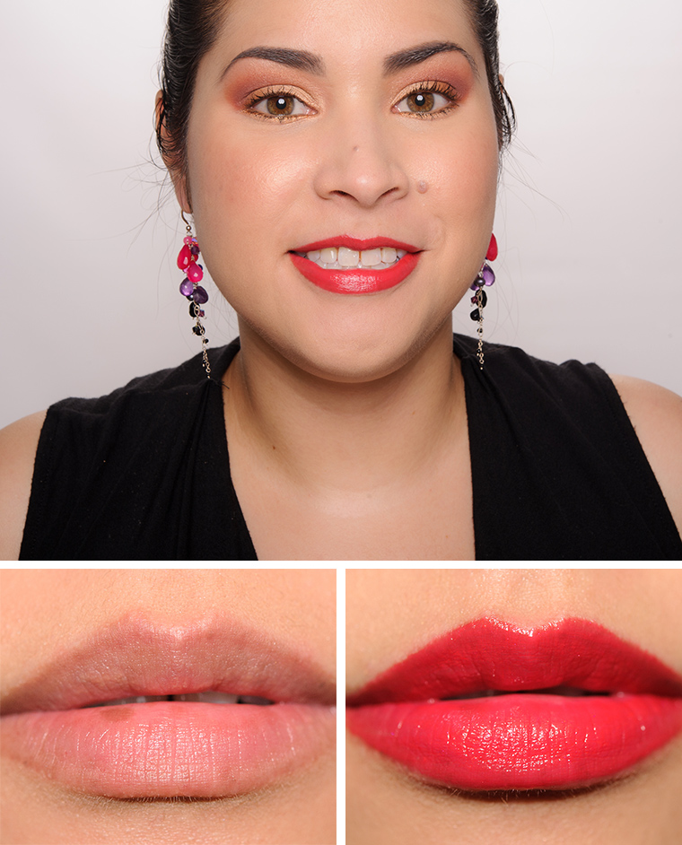 Chanel Histoire (206) Rouge Coco Stylo