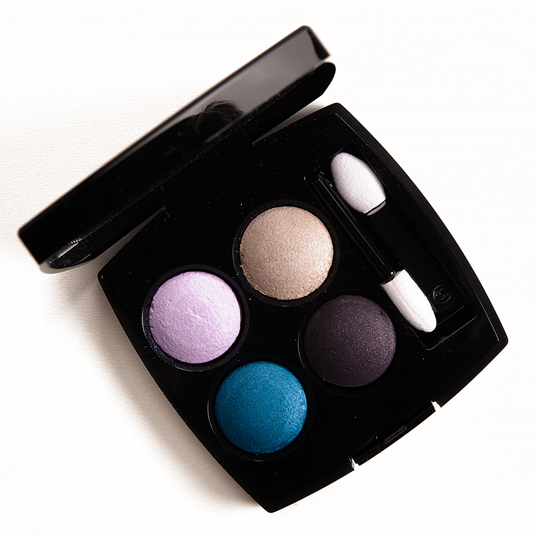 Chanel Tisse Beverly Hills (262) Les 4 Ombres Eyeshadow Quad