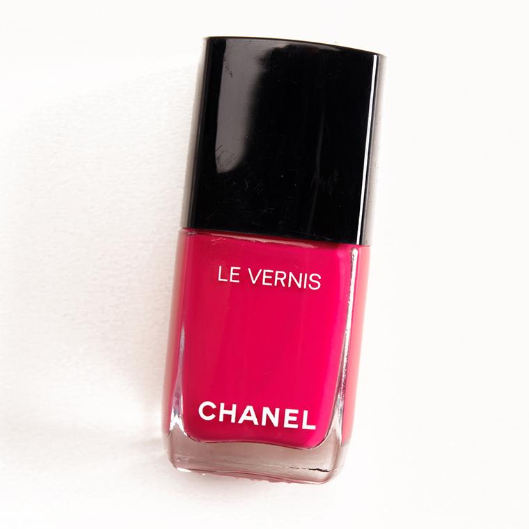 Chanel Camelia Le Vernis