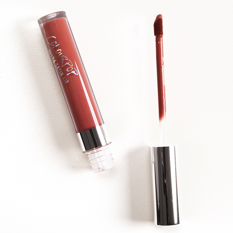 ColourPop Frick 'n' Frack Ultra Satin Liquid Lipstick