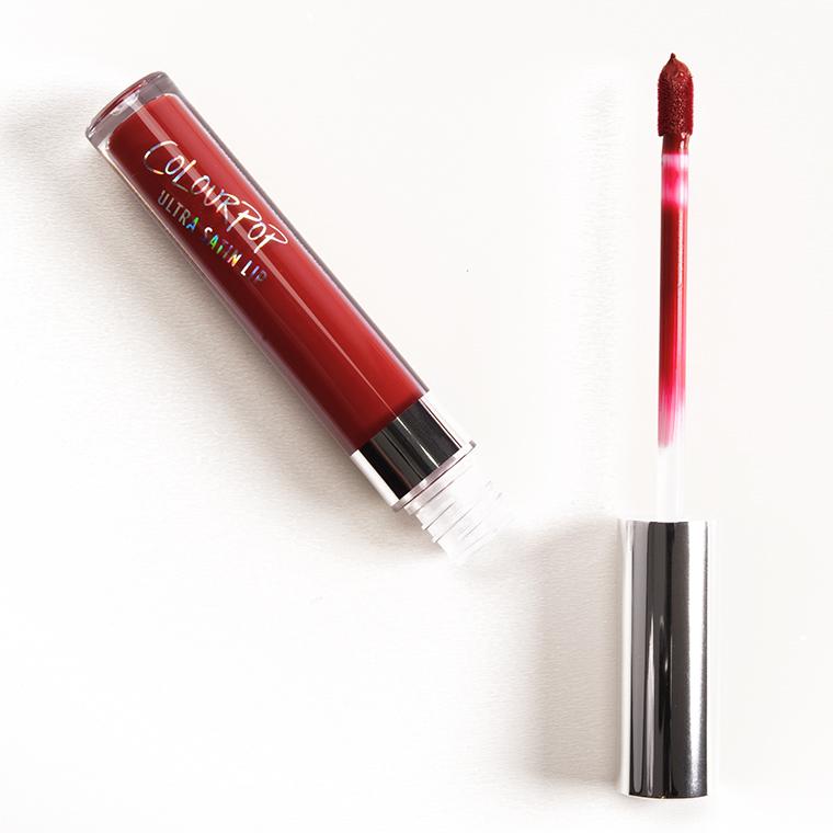 Colour Pop Lost Ultra Satin Liquid Lipstick