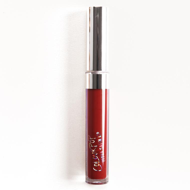 ColourPop Lost Ultra Satin Liquid Lipstick