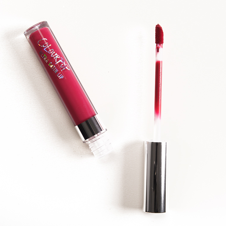 ColourPop Lyin\' King Ultra Satin Liquid Lipstick