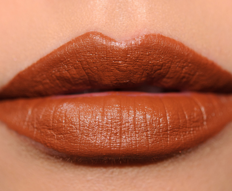 ColourPop Tansy Ultra Satin Liquid Lipstick