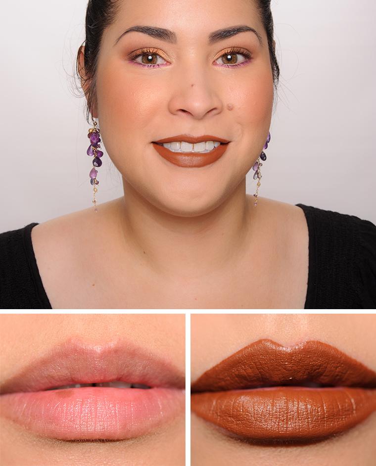ColourPop Tansy Ultra Satin Liquid Lipstick