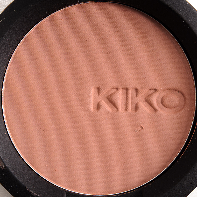 KIKO 102 Natural Pink Soft Touch Blush