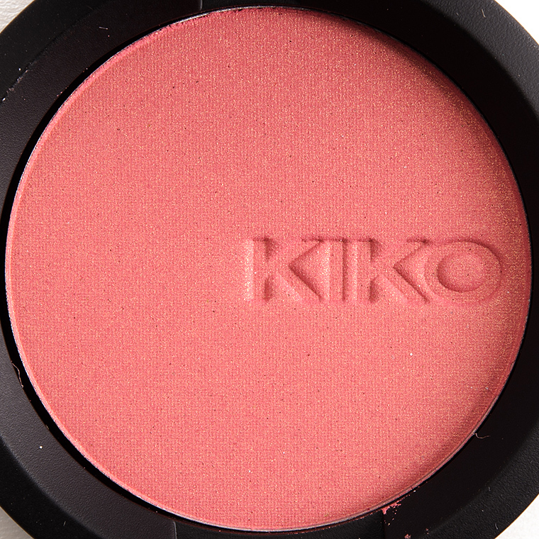 KIKO 103 Golden Peach Soft Touch Blush