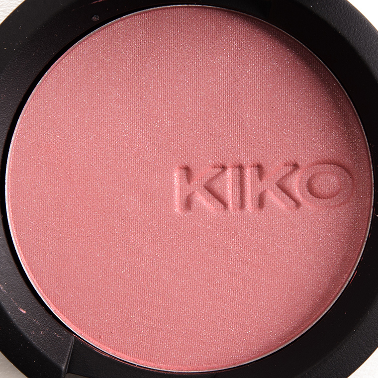 KIKO 104 Pastel Pink Soft Touch Blush