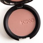 KIKO 105 Dark Rose Soft Touch Blush