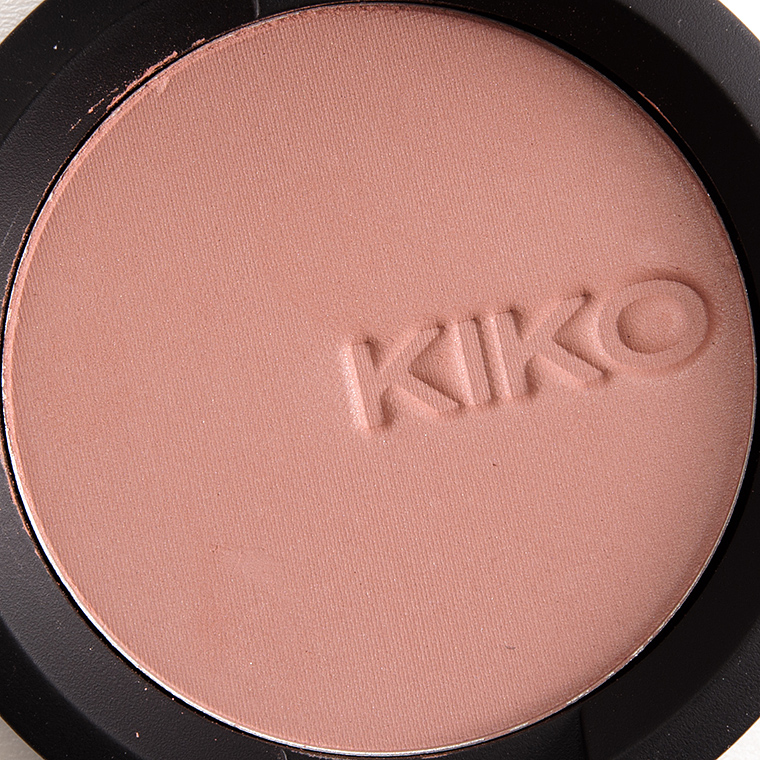 KIKO 105 Dark Rose Soft Touch Blush
