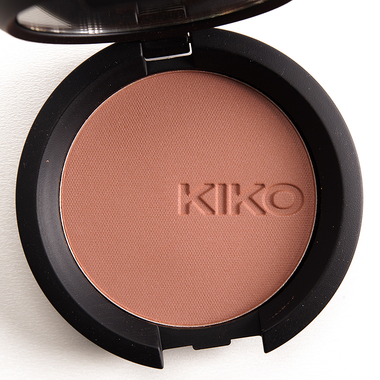 KIKO 106 Beige Rose Soft Touch Blush