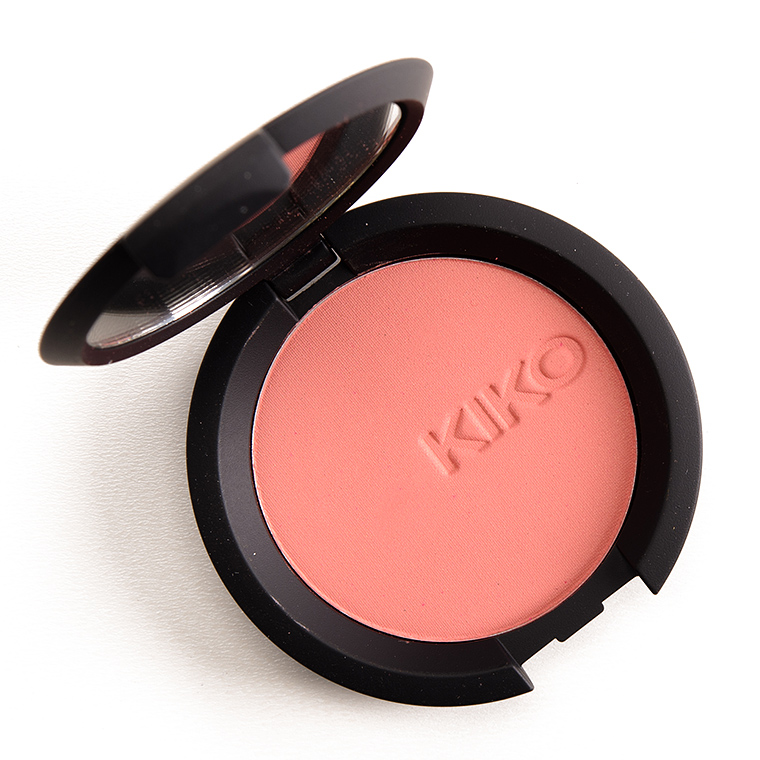 KIKO 108 Orange Coral Soft Touch Blush