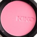 KIKO 110 Bright Pink Soft Touch Blush