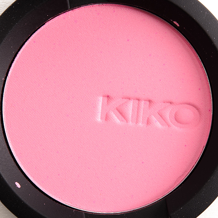 KIKO 110 Bright Pink Soft Touch Blush