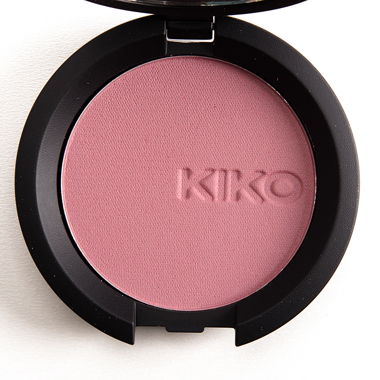 KIKO 112 Light Plum Soft Touch Blush