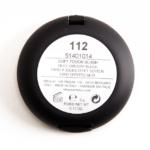 KIKO 112 Light Plum Soft Touch Blush